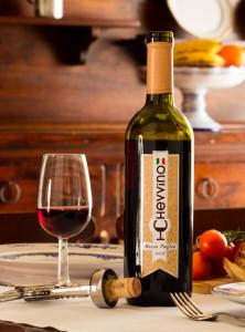Foto Chevvino Rosso IGP nuova etichetta | lamonarca.it