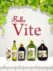I vini della famiglia BellaVita